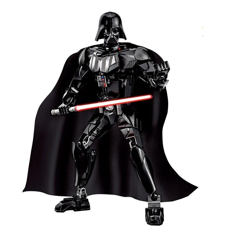 2017 NEW LEPIN 160pcs Star Wars Blocks Darth Vader Figures Building Bricks Sets Christmas Gifts Toy Compatible Legoe Starwars<br><br>Aliexpress