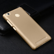 Hard Case For Xiaomi Redmi 3S/Xiaomi Redmi 3 Pro Phone 5.0 Inch High Quality Protector Back Cover Case Protective Accessories