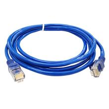 Good Sal Blue Ethernet Internet LAN CAT5e Network Cable for Computer Modem Router Nov 29