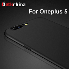 For Oneplus 5 Case Ultra Thin TPU Silicone Soft Cases Dirt-resistant Protective Shell Back Cover For Oneplus Five Mobile Phone
