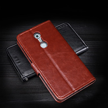 For ZTE Axon 7 Mini Case Business Style Stand Flip Leather Wallet Phone Capa Cover for ZTE Axon 7 Mini Case Fundas Accessories(China)