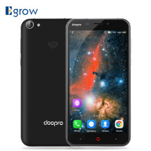 Doopro P2 Pro 5200mAh Fingerprint Qualcomm MSM8909 Quad Core Android 6.0 Mobile Phone 2GB RAM 16GB ROM 5MP Camera Smartphone