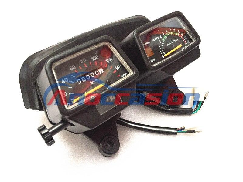 Contachilometri per motocicletta contachilometri contachilometri display digitale strumento adatto per YBR 125