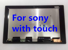 For Sony Xperia Tablet Z2 SGP511 SGP512 SGP521 SGP541 Full LCD Display Panel Touch Screen Digitizer Assembly Replacement Parts