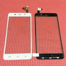 Black/White High quality working glass sensor panel digitizer touch screen For THL W200 W200S W200C cell phone repair parts