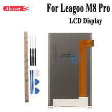 Alesser For Leagoo M8 M8 Pro LCD Display Screen Perfect Replacement Mobile Accessories For Leagoo M8 M8 Pro LCD Screen+ Tools(China)