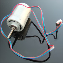 New Generator Miniature 220v Double Bearing silence Inner Rotor Three phase Brushless DC Motor DIY High Voltage Dynamo(China)