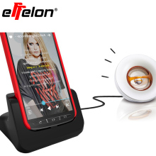 Effelon Cradle Desktop Dock Charger For Samsung Galaxy S4 Active with Audio out