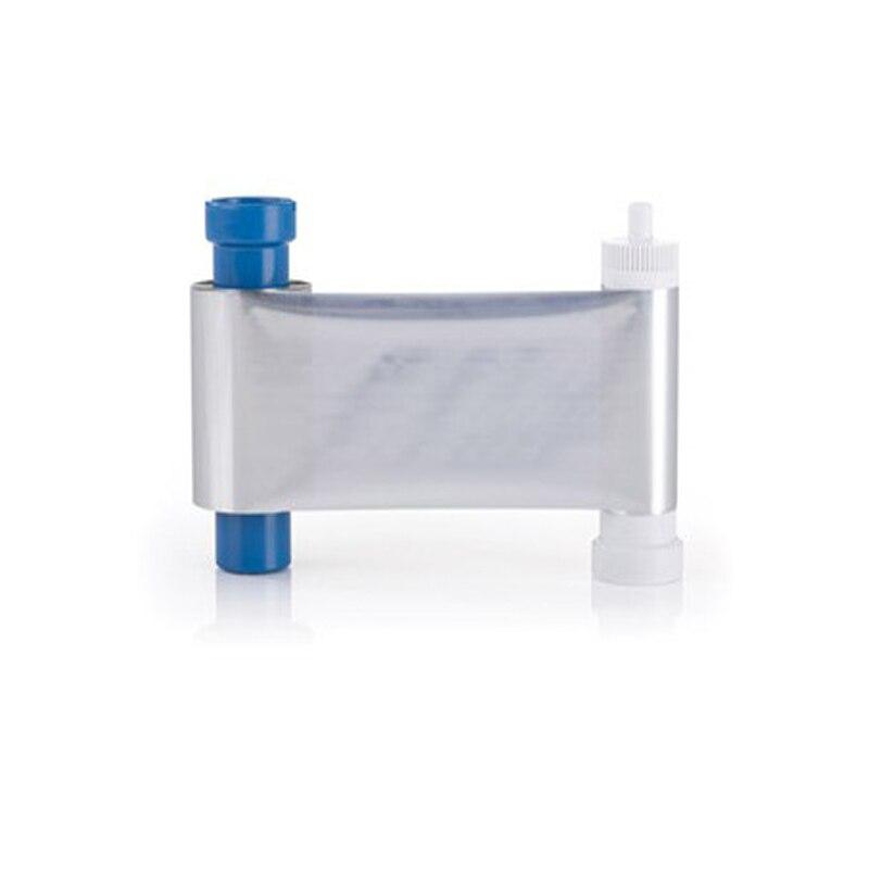Compatible Magicard sliver foil dye Ribbon sliver monochrome dye film MA1000K-sliver  1000 Prints/rol<br><br>Aliexpress