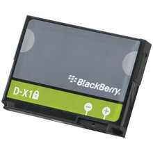NEW For BLACKBERRY OEM D-X1 DX1 1400mAh BATTERY STORM TOUR 8900 9500 9530 9550 9630 9650 BAT-17720-002+track number