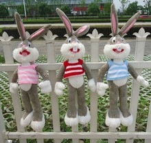 1.6m plush toy doll Bugs Bunny baby doll sweater paragraph birthday Valentine's Day gift