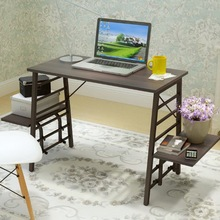 250315/Removable bed computer desk/Lazy simple desk /Multi - functional design /lift folding table/Paint steel pipe/