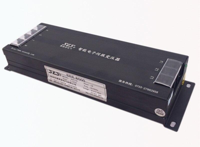 5.5kw 5.5kva Servo motor driver electronic transformer input 3phase 380V output 200V for CNC router<br><br>Aliexpress