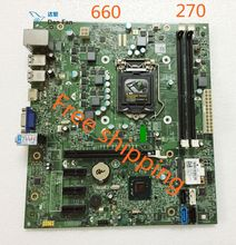 For DELL Inspiron 660 Vostro 270 Motherboard 084J0R CN-084J0R MIB75R/MH_SG 11068-1 48.3HD01.011 Mainboard 100%tested fully work