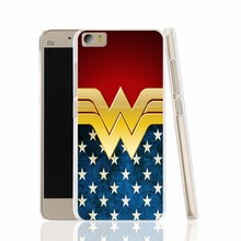 18492 Wonder Woman Customize Cartoon cell phone Cover Case for Xiaomi Mi M 2 3 4 5 Mi4 Mi2 Mi3 Mi4 4S 4I Mi5 NOTE