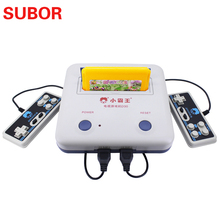 Subor D30 Mini Dendy DANDY Retro 8 bit Video TV Electronic Game Console Game Player For Boy nes Classic Edition 500 Classic Game(China)