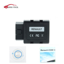 Perfect For Renault-COM Bluetooth instead for Renault Can Clip Perform dealer level high-end programming/coding Renault com