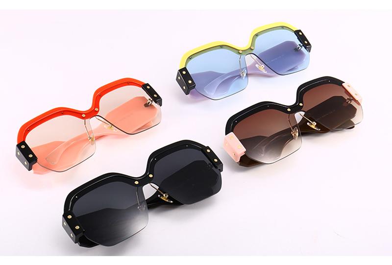 square half frame sunglasses women brand designer 2018 luxury 5029 details (3)