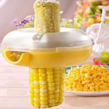 Novelty New Gadgets Corn Stripper Cob Remover Cooking Tools Kitchen Accessories(China)