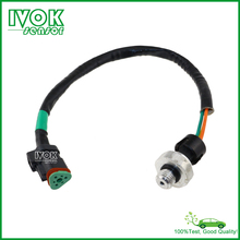 Genuine Engine Oil Pressure Sensor For Cadillac CTS SRX STS Chevrolet Camaro Impala Lucerne LaCrosse captiva ltz 3.2L 12621649(China)