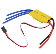 Free shipping XXD ESC 30A RC ESC brushless motor speed controller helicopters 450 fixed-wing aircraft ESC T-rex car boat ESC