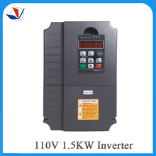 2017 Hot Sale New Arrival Triple Grid Tie Solar Inverter 1.5kw Inverter Hy Vfd Spindle 110v Frequency Drive Machine For