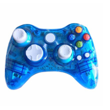 ViGRAND 1pcs wireless Joypad Gamepad blue Controller For Xbox 360 Joystick console for Windows XP/Vista/Win 7/8/8.1/10(China)