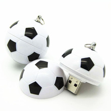 New soccer pen drive creative personality Football USB 2.0 Flash Memory Stick 8GB usb flash drive U Disk Pendrive