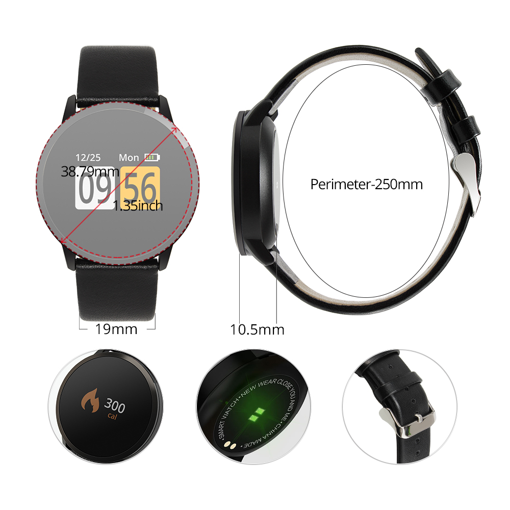 COLMI Lovers Smart Band Blood Pressure Blood Oxygen IP67 Waterproof Activity Tracker Women A1 Fitness Tracker Smart Bracelet 00