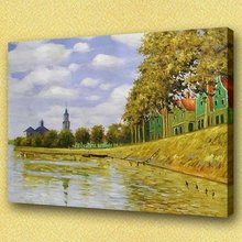 Claude Monet paintings,drawing,reproduction,fine art,decoration,famous oil painting Monet13(China)