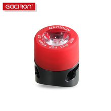 GACIRON LED Waterproof Bike Bicycle Cycling Rear Tail Red Flash Lights Safety Warning Lamp Safety Caution Light Bike Accessories(China)