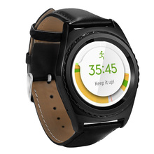 NO.1 G4 Bluetooth Heart Rate Smart Wrist Watch 2G GSM MTK6261A 128MB+64MB 1.2 Inches 240*240pixels LCD Screen with Call Logs(China)