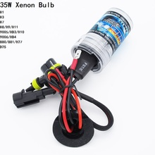 1pc H1 H3 H7 H11 9005 9006 D2S 12V 35W HID Xenon bulb Auto Car Headlight Replacement lamp 4300K 5000K 6000K 8000K 10000K 12000K