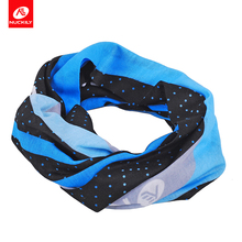 NUCKILY Summer Cycling Scarf Bicycle Magic Headband Outdoor Sport 2 color Head Wear for Women PG99(China)