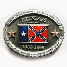 Distribute Belt Buckle Texas Belt Buckle Free Shipping 6pcs Per Lot Mix Style is Ok