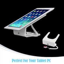 Alarm and charging tablet security display stand holder electronic device for ipad,tablet PC,PPC,tablet Computer,Table PC