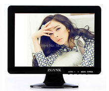 12 inch security LCD monitor industrial computer monitor BNC HDMI VGA hd interface(China)