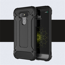 ZUCZUG for LG G5 G6 K4 K5 K7 K10 Hybrid Armor Case Dual Layer Silicone + PC Fashion Iron Man Shockproof Phone Back Cover