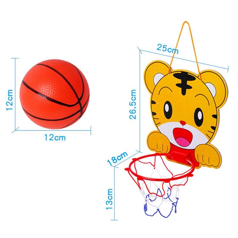 Детский баскетбольный щит с кольцом для дома своими руками 20