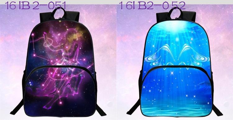 حقائب مدرسية / الكون / الفضاء/ 24 لوان للبنات 13