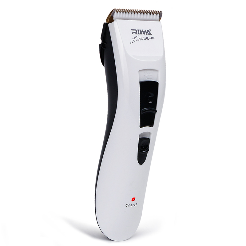 Riwa Electric Hair Clipper Smooth Quiet Hair Cutting Machine Rechargeable Battery Professional Low Noise Hair Trimmer<br>