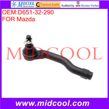 High Quality Auto Parts Front Left Outer Steering Tie Rod End OEM:D651-32-290