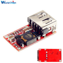DC 6-24V To 5.1-5.2V  3A Max USB Step Down Module DC-DC Buck Converter Phone Charger Car Power Supply