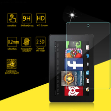 For Kindle Fire HD6 HD7 HDX 8 HD10 explosion-proof Ultra Thin HD Tempered Glass Screen Protector Film Protective For Kindle Fire