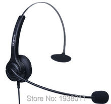 RJ9 plug Headset for Cisco IP Telephone professional RJ9 headset CISCO phone Headset for CISCO 7940 7960 7970 7821 6921 etc