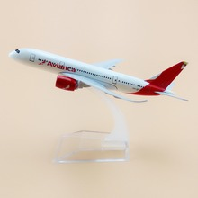 16cm White  Metal Columbia Air Avianca Boeing 787 B787 Airlines Airplane Model Boeing  Airways Plane Model Diecast Craft