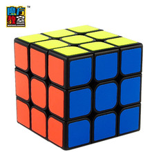 Moyu MOFANGJIAOSHI 3x3x3 Speed Magic Cube Puzzle with Stickers