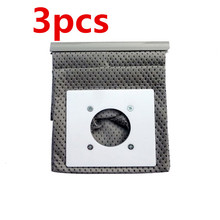 3pcs vacuum cleaner bag hepa filter dust bag cleaner bags For sanyo SC-35A SC-65A SC-63A SC-N200 SC-N300 SC-400 SC-600 SC-S70(China)