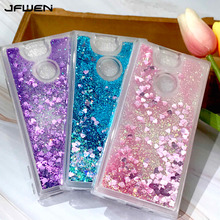 Buy JFWEN Coque Sony Xperia XA2 Case Silicone Liquid Glitter Soft TPU Phone Cases Sony Xperia XA2 Case Cover Silicon Back for $2.59 in AliExpress store