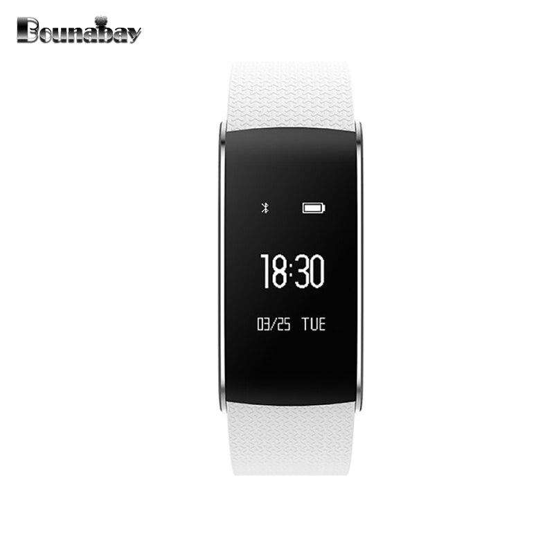 BOUNABAY Bluetooth Bracelet 3G watch for women original ladies waterproof apple ios Android phone women Tracker clocks watches<br>